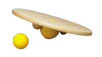 """Chango� R4 16"""" diameter board with 3"""" and 4"""" balls"""