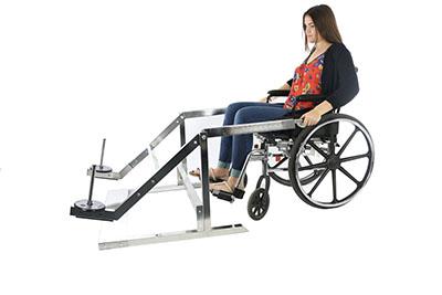 Cando 174 Rickshaw Rehab Exerciser