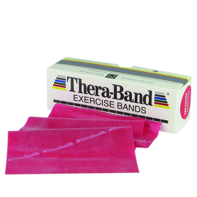 Black Thera-Band Exercise Resistance Band Special Heavy LATEX FREE 3 yards