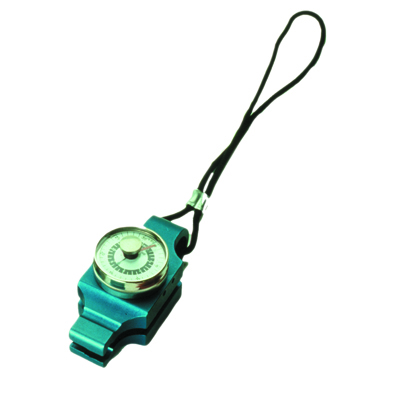 Baseline pinch gauge with case, blue, 30lb.