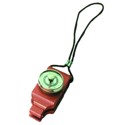Baseline pinch gauge with case, red, 60lb.