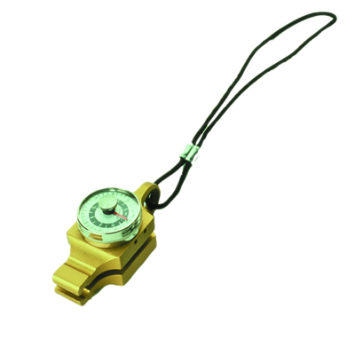 Baseline pinch gauge with case, gold, 2lb.