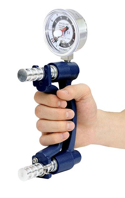 Baseline Hydraulic Hand Dynamometer : Baseline hydraulic hand dynamometers