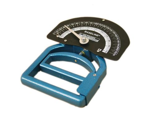 Baseline Smedley spring dynamometer, adult, 220lb.