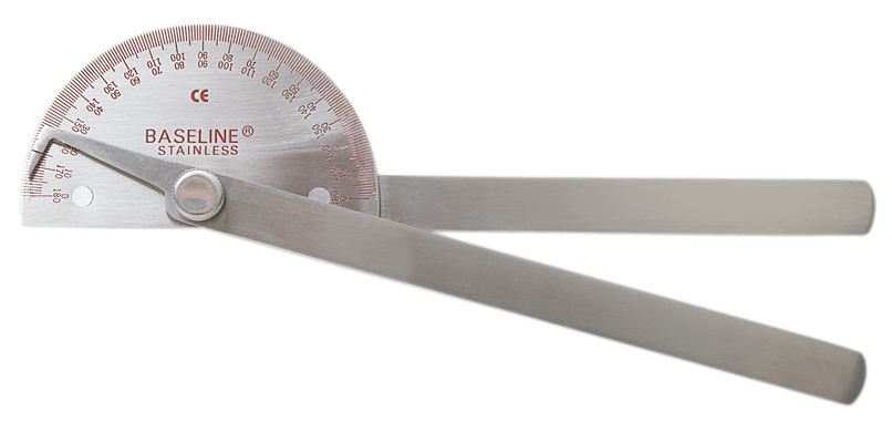 Baseline 174 Metal Goniometers