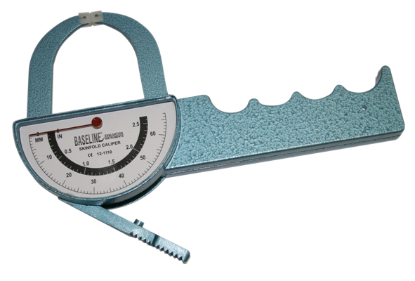 Baseline medical skinfold caliper
