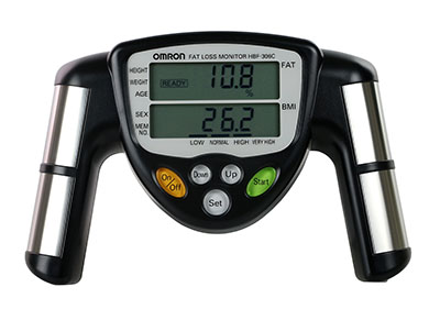 BodyLogic 306 body fat analyzer (standard)