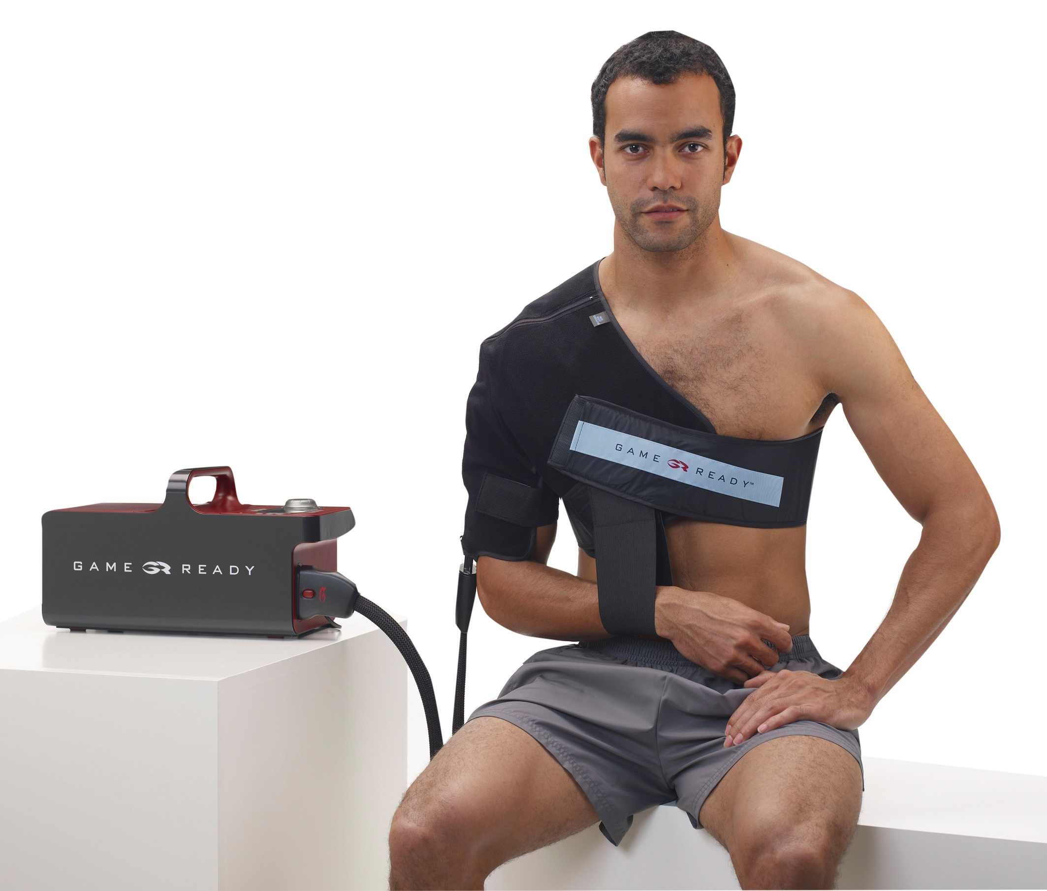 Cold Compression for Sports Injuries - Game Ready GRPro 2.1