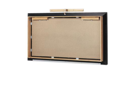 Wall Mount Platform : Wall mounted upholstered mat platform tables