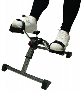 Fabrication Enterprises CanDo Digital Fold-up Pedal Exerciser