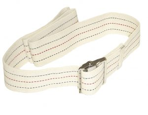 Practice Safety with Gait Belts