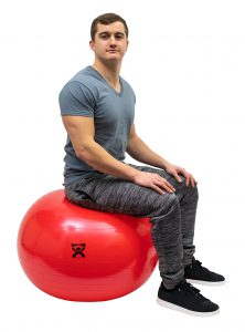 Product Spotlight: CanDo® Inflatable Exercise Balls