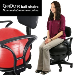 Product Spotlight: CanDo® Ball Chairs