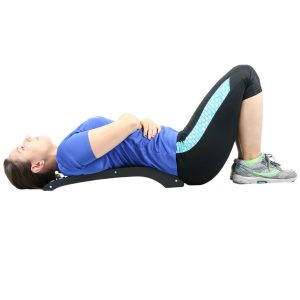 Treating Lower Back Pain - CanDo® Back Stretcher