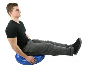 Product Spotlight: CanDo® Inflatable Balance Discs