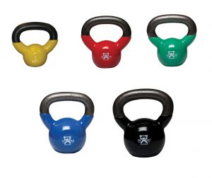 Getting Started with a Kettlebell