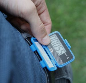 Use the Baseline Pedometer for Mediation Walks