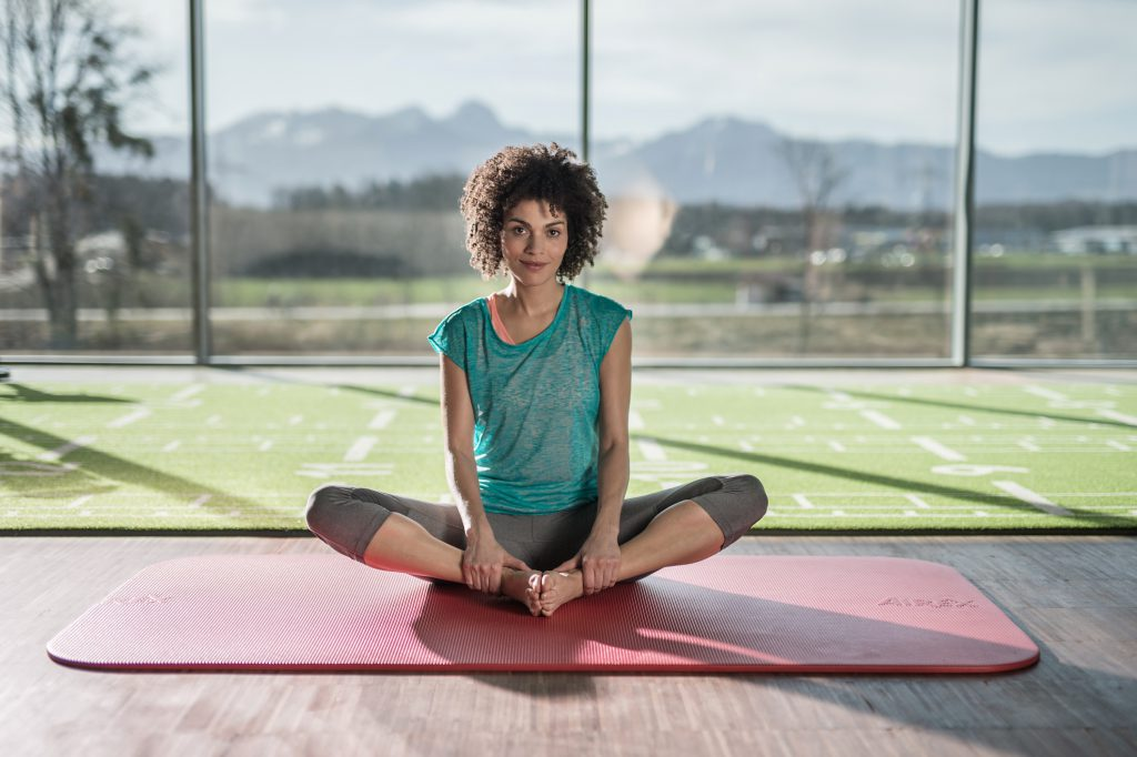 Choose AIREX® for your Exercise Mat Workouts