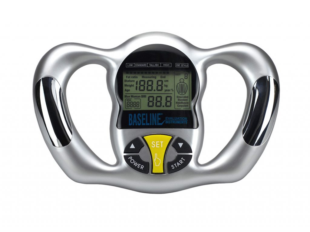 Product Spotlight: Baseline® Hand-Held Body Fat Monitor