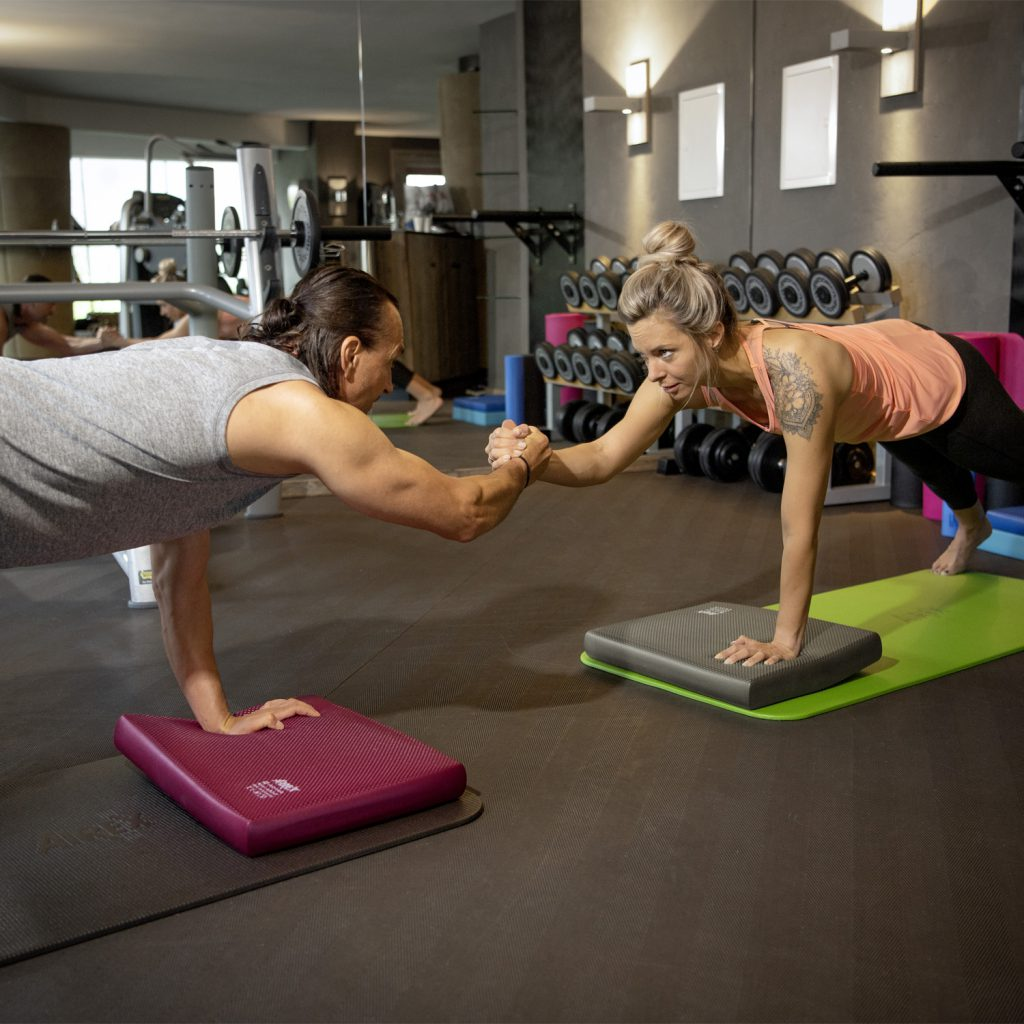 Workouts for National Couples Day