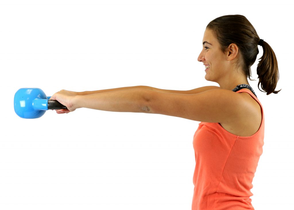 15 Minute Kettlebell Workout