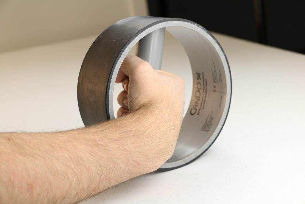 CanDo® Pronation/Supination Wrist Exercise Wheel