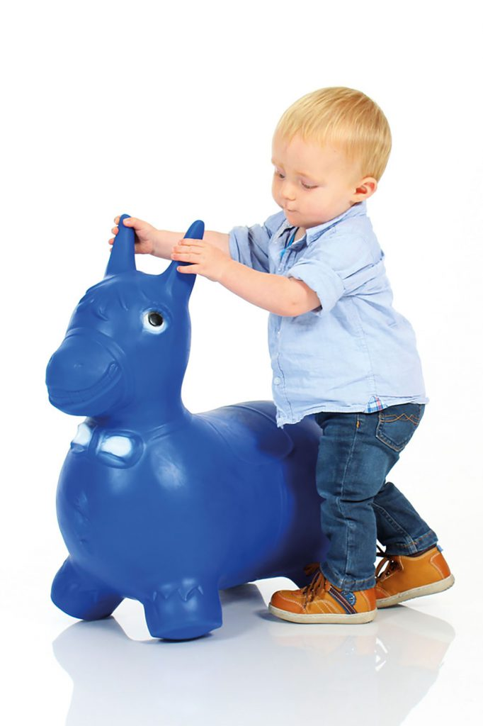 Togu Pediatric Inflatable, Bonito the Horse