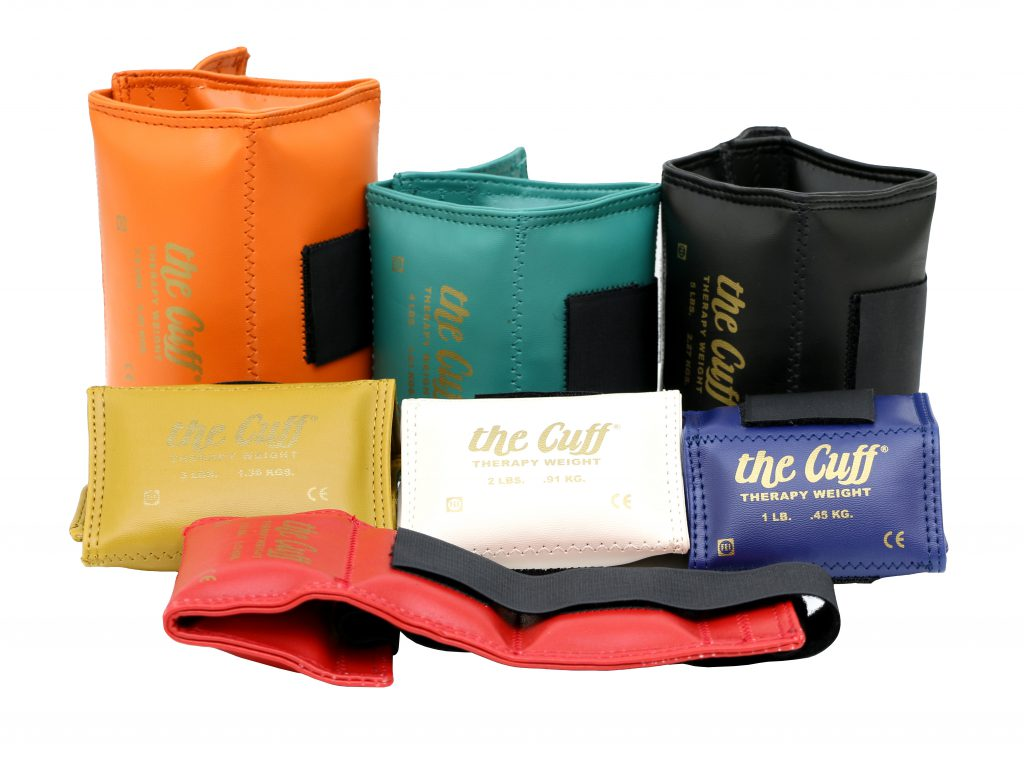 Use the Cuff® Weights to Build More Muscle