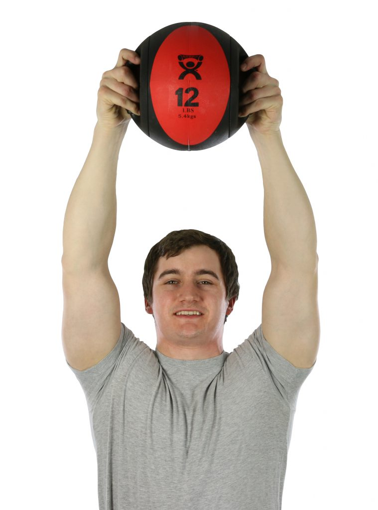 What Can You Do with a Dual-Handle Medicine Ball?