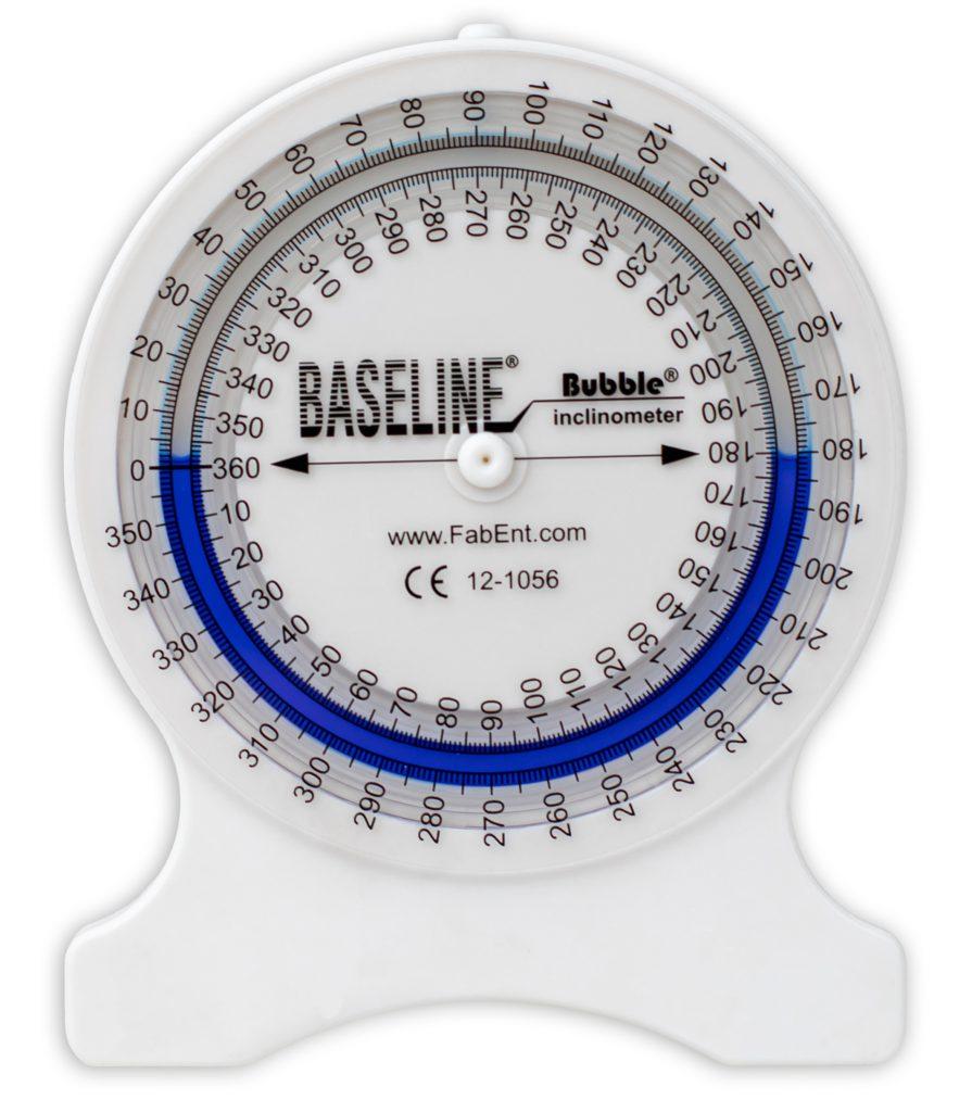 Baseline® Bubble® Inclinometer
