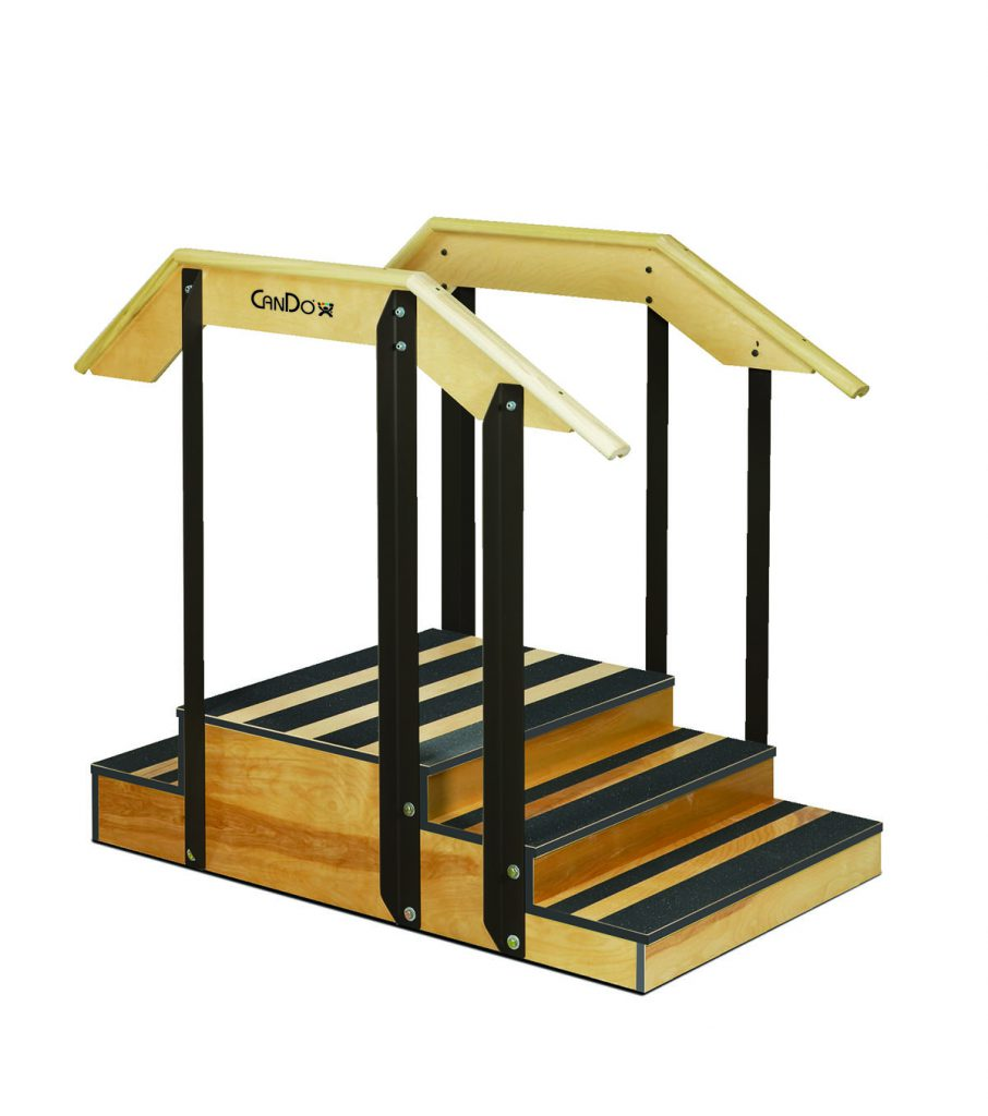 CanDo® Training Stairs - CanDo® Small Staircase