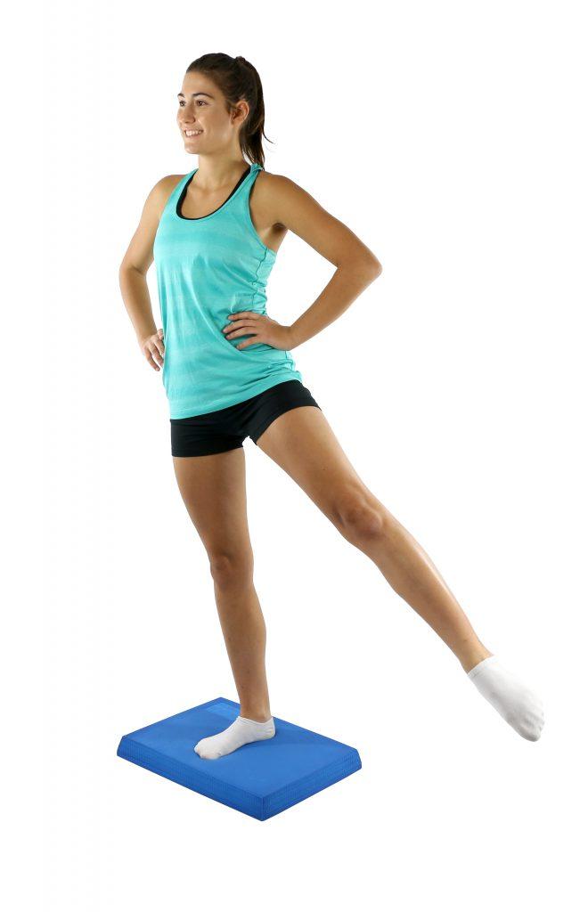 One Leg Balance