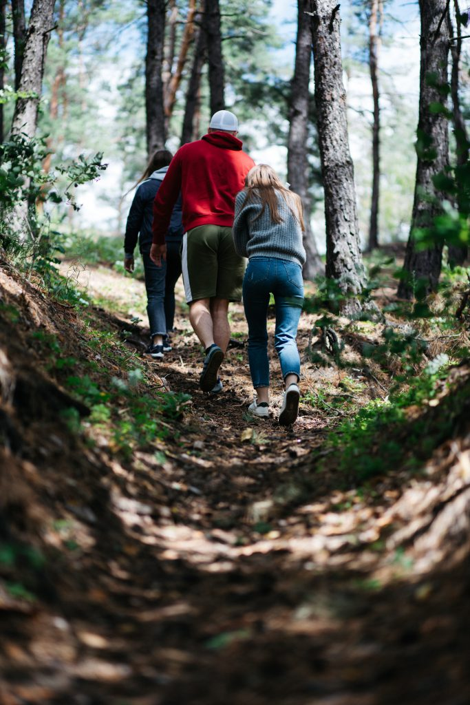 Does Walking on an Incline Up Your Walking Game?