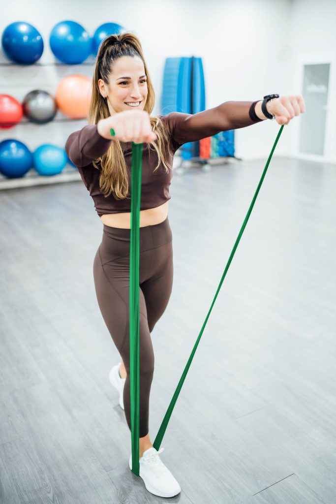Why you Should Exercise with Resistance Bands